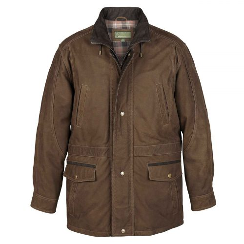 Shop <strong>Men's Leather Coats</strong>