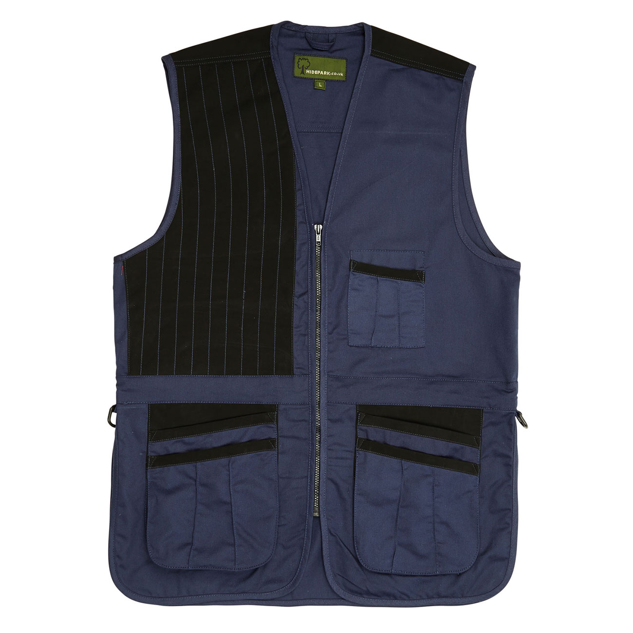 Cotton Canvas Skeet Vest navy SK