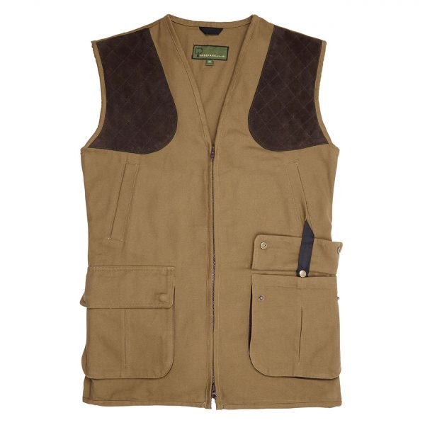 Gents-Canvas-Shooting-Vest–Tan-006