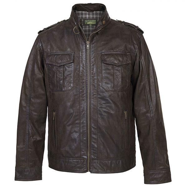 Gents-Jack-Brown-Leather-Jacket