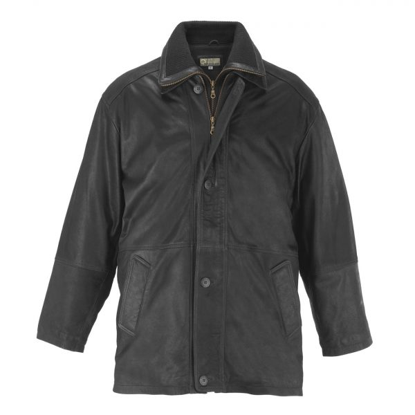 Gents-Leather-Coat-Black-Tom