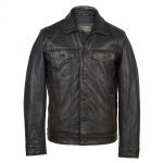 Antique Leather Jacket