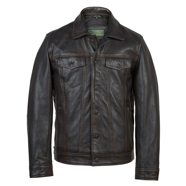 Gents-Leather-Jacket-Black-Elvis