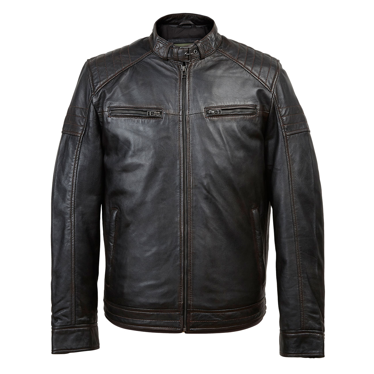 Men's Classic Leather Jackets