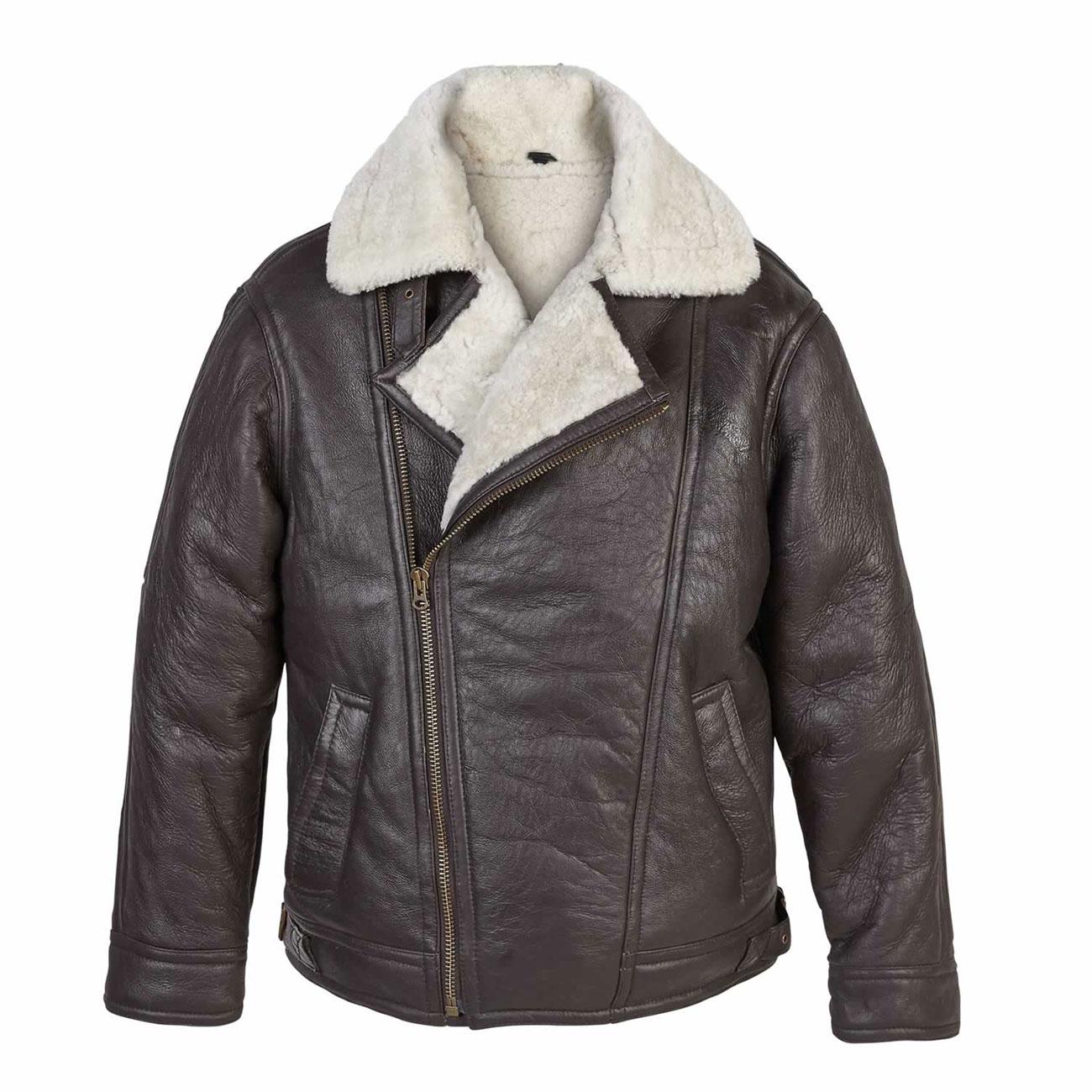 Sheepskin Pilot Jacket