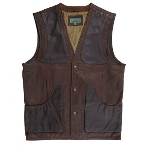 Gents Shooting Vest, Brown