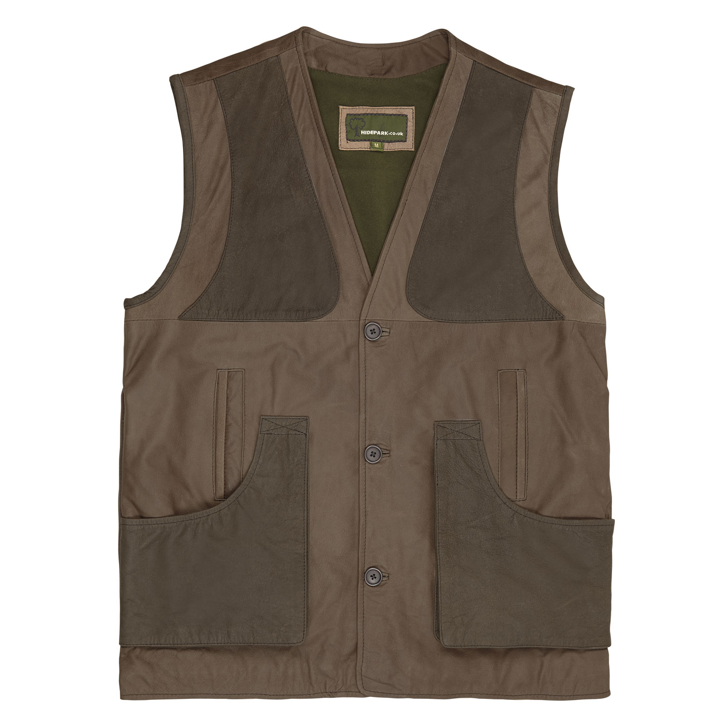 Mens Shooting Vests