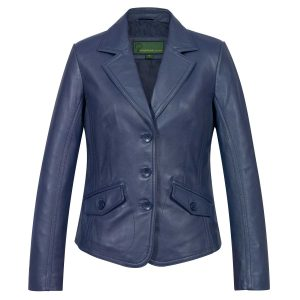 Women's Classic Leather Jackets