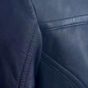 Ladies Jess blue blazer stitching detail