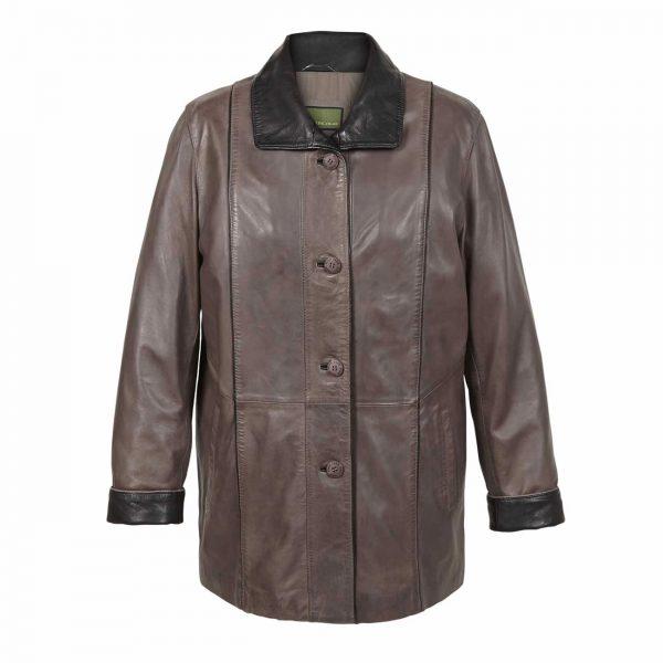 Ladies-Leather-Coat-Mink-Tara