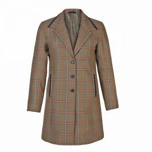 Ladies Tweed Coat Kent