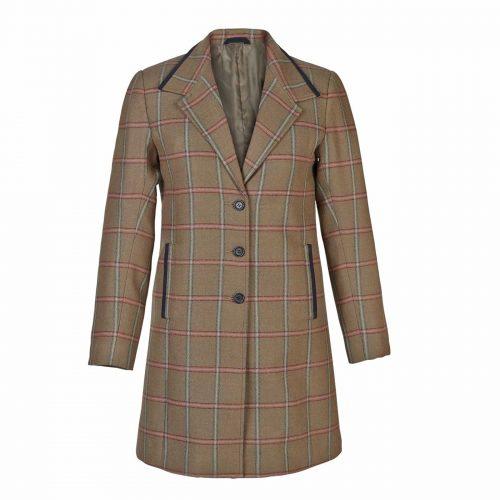 Ladies Tweed Coat Kent