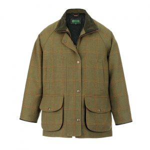 Ladies Tweed Field Coat Belvoir