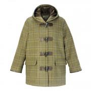 Ladies Tweed hooded duffle coat