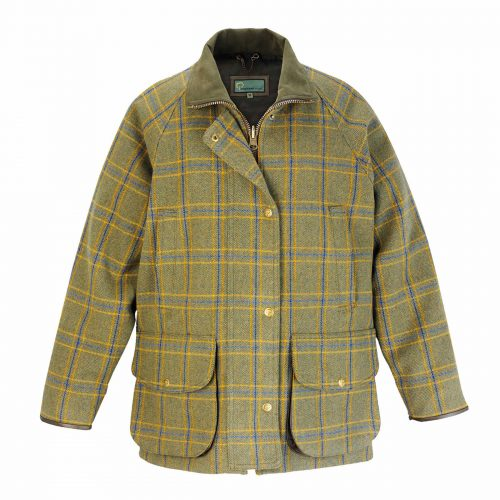 Ladies tweed field coat Belvoir