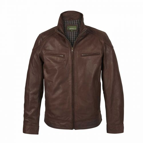Shop <strong>Men's Leather Jackets</strong>