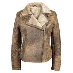 Ladies Sheepskin jacket Apache Amy