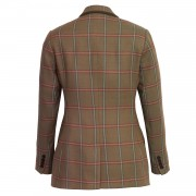 Ladies Lomond Tweed Blazer back