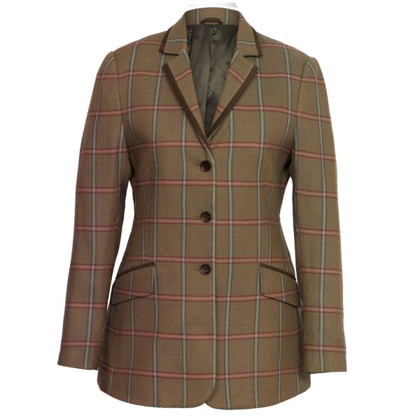 Ladies Tweed Blazer Lomond 127