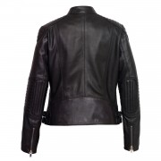 Womens Ladies leather jacket Wendy