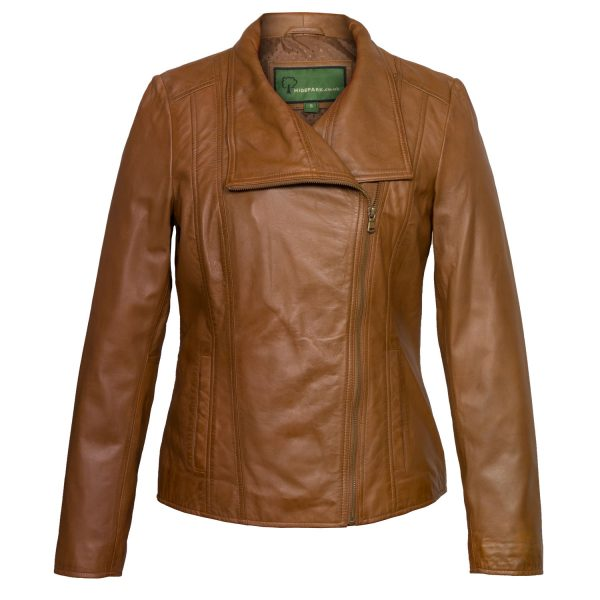 ladies-tan-leather-jacket-cayla