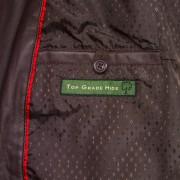 Ladies inside pocket detail Cayla burgundy