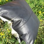 Cowhide Patchwork cushion cover