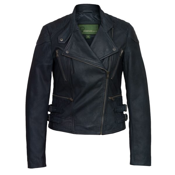womens-navy-leather-biker-jacker-lisa