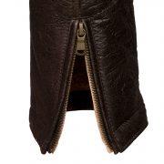 ladies amy antique sheepskin open cuff