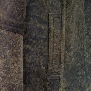 ladies sheepskin flying jacket ella apache pocket detail