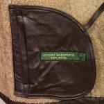 ladies sheepskin jacket inside pocket amy antique