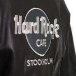 Mens hard rock cafe Mens black blouson jacket