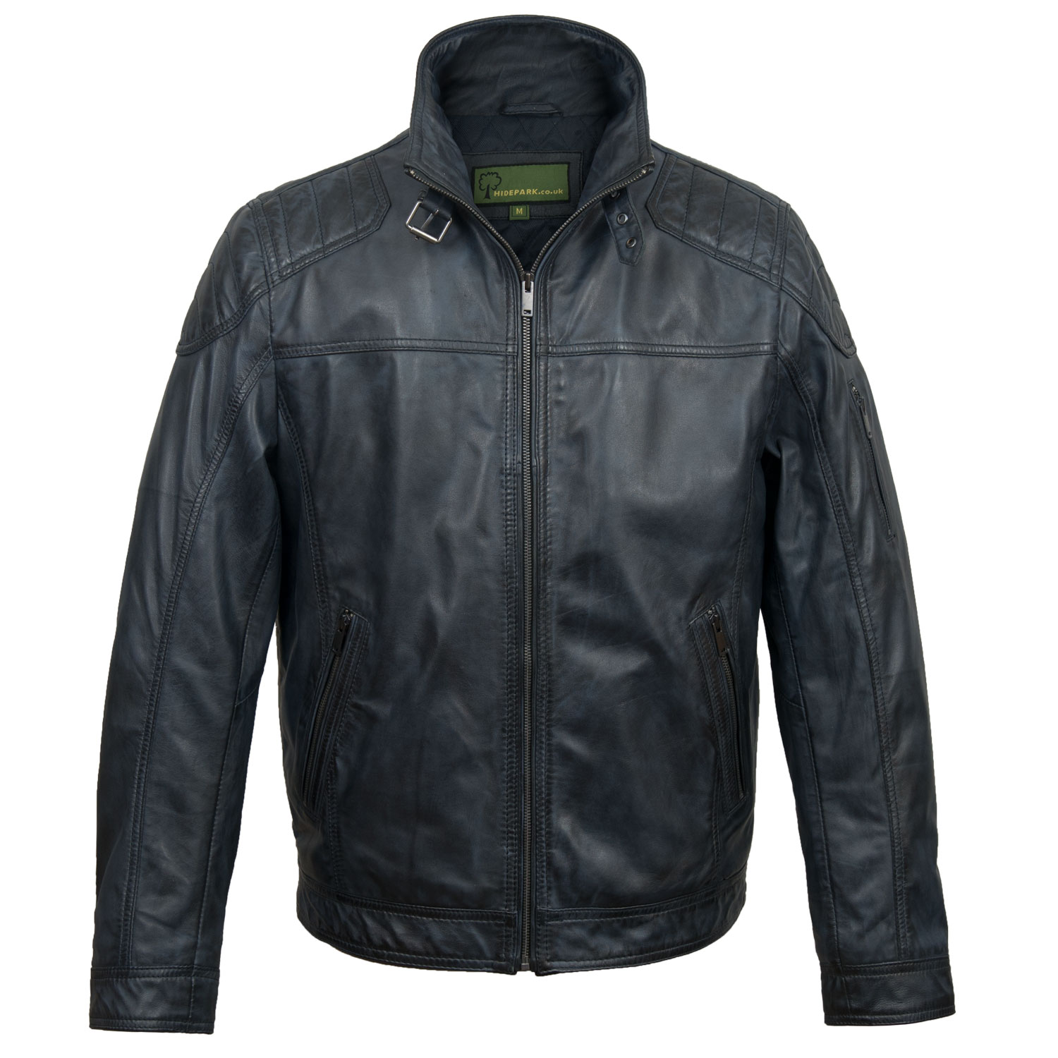Men's Leather Biker Jackets