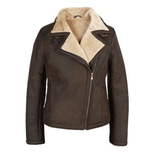 Women's Sheepskin Jackets & Coats