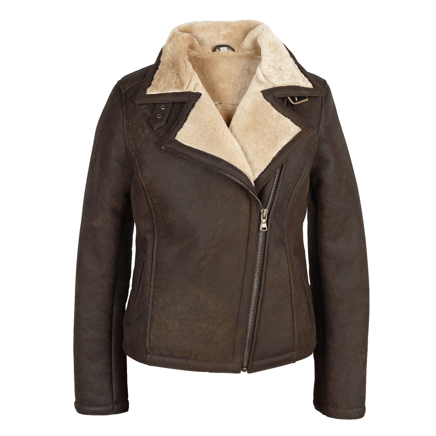 Women's Sheepskin Coats & Jackets