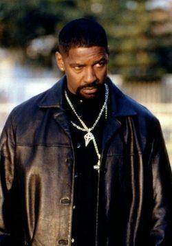 Denzel Washington Leather Jacket