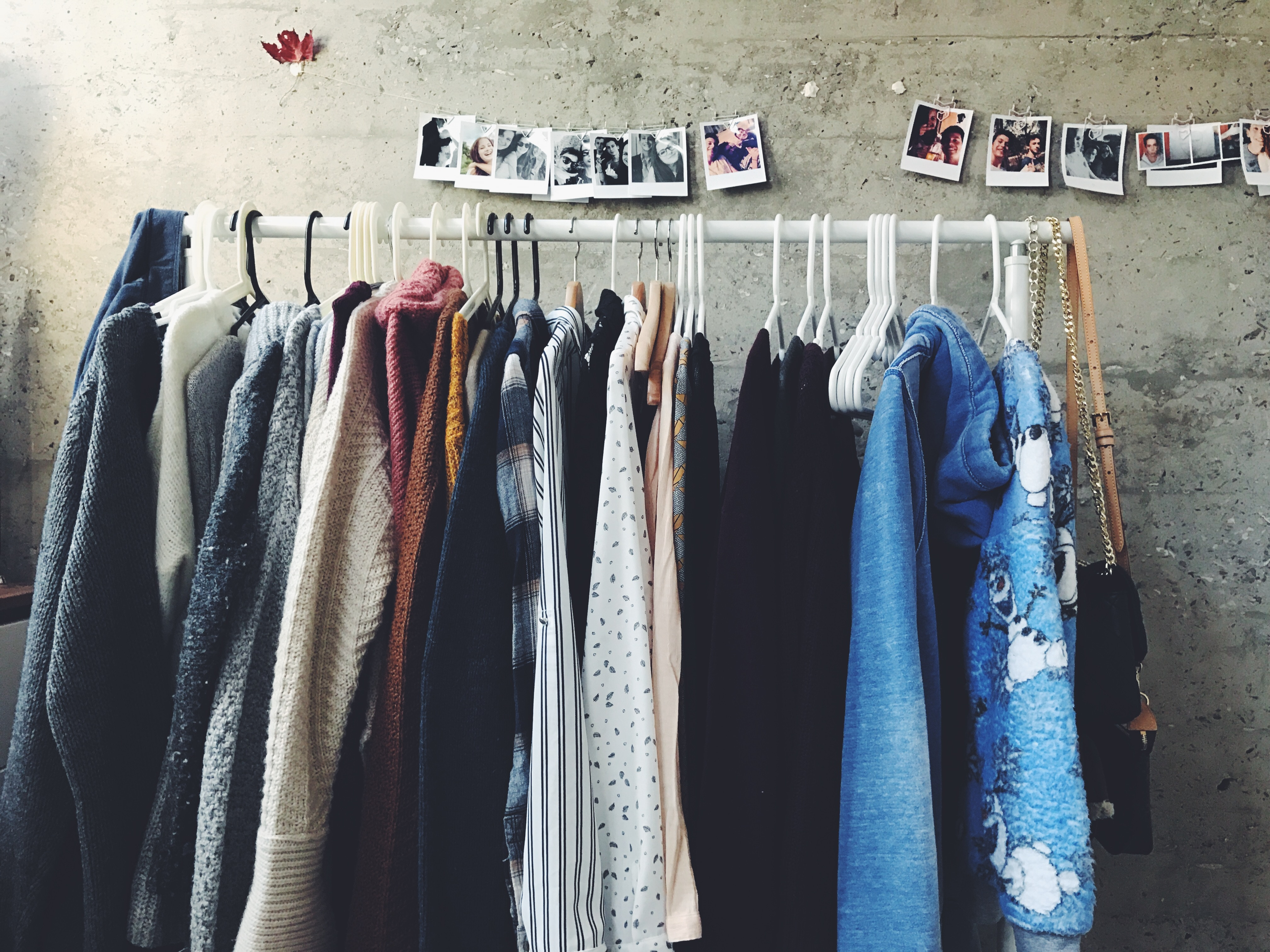fashion rail