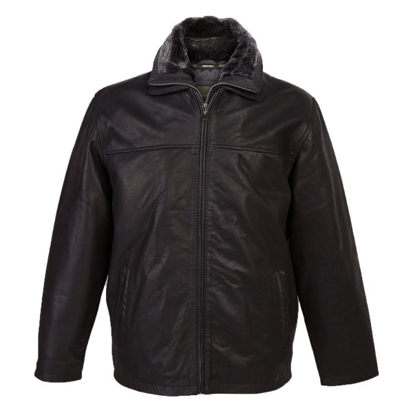Mens-Leather-Jacket-Bill-Black